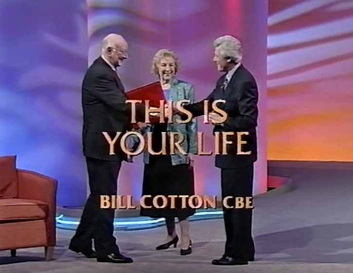 Bill Cotton