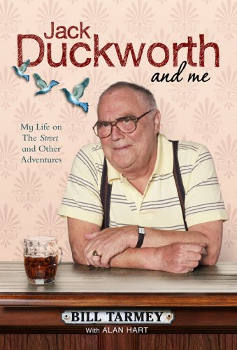 Bill Tarmey's autobiography