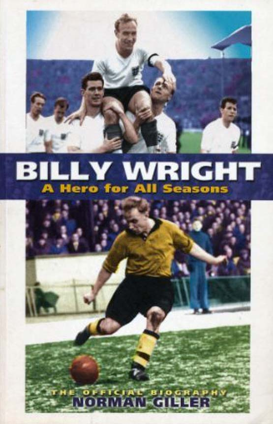 Billy Wright's biography