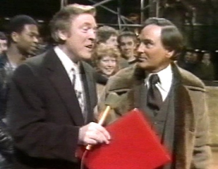 Bob Monkhouse: Million Joke Man - what time is it on TV ...