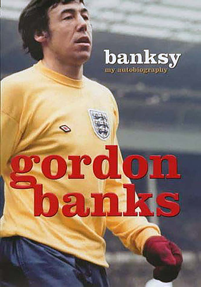 Gordon Banks autobiography