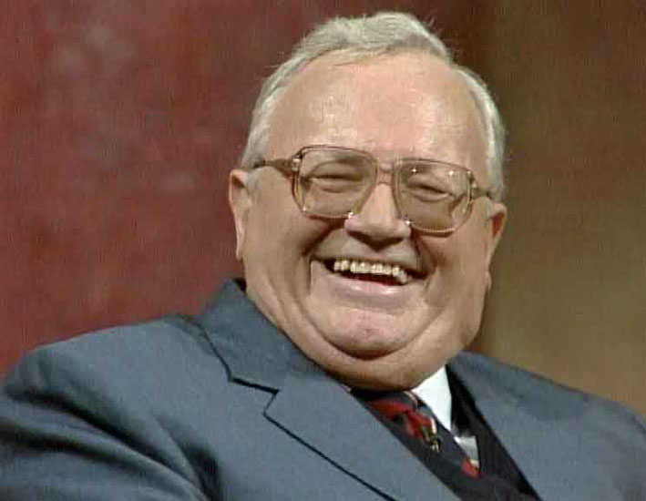 Harry Secombe