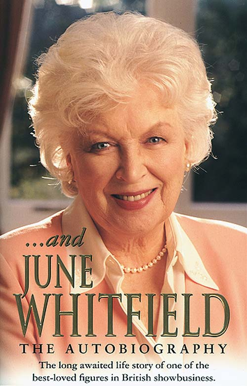 June Whitfield's autobiography