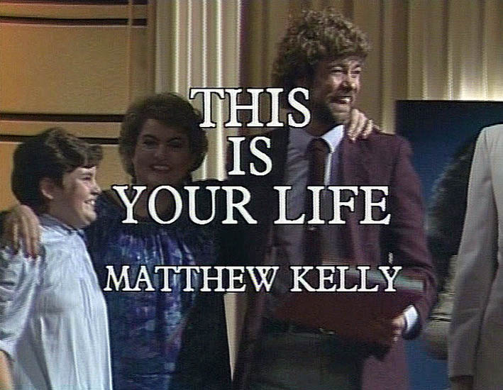Matthew Kelly