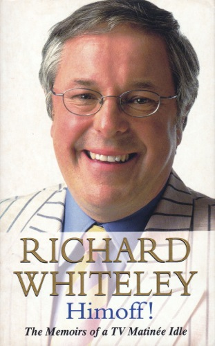 Richard Whiteley autobiography