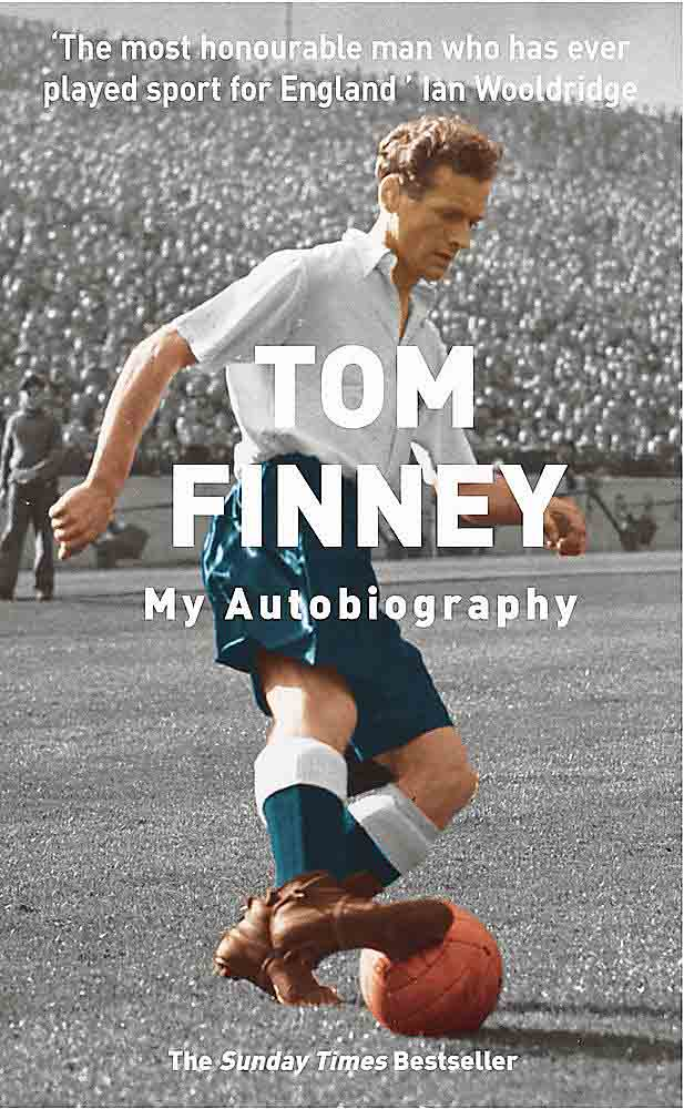 Tom Finney's autobiography